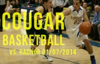 Cougars vs. Raiders 01/07/2014