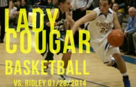 Cougars vs. Raiders 01/28/2014