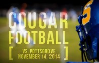 Cougars vs. Falcons 11/14/2014