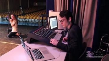 SHS From the Auditorium – Clip 1