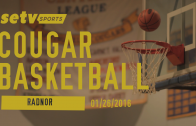 Cougars vs. Green Raiders 01/26/2016