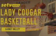 Lady Cougars vs. Jaguars 12/22/2015