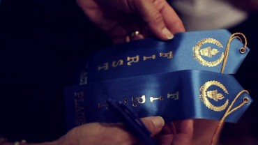 The Coveted Blue Ribbon
