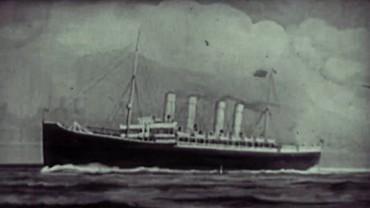 The S.S. Sabold Goes to Ellis Island
