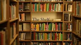 The Shelf – Mr. Tom Hickey