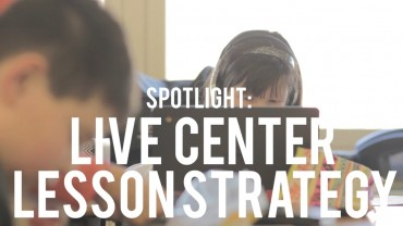 Spotlight: Live Center Lesson Strategy with Sandy Connor