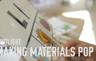 Spotlight: Making Materials Pop