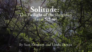 Sam Kemmey and Linda Dewan – Solitude