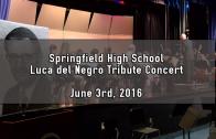 Luca del Negro Tribute Concert