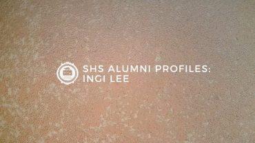 SHS Alumni Profiles: Ingi Lee