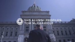 SHS Alumni Profiles: Tom McGarrigle