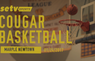 Cougars vs Tigers 01/24/2017