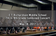 ETR Spring Concert & Shrek The Musical 05/16/2017