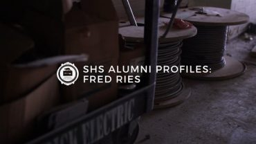 SHS Academy Alumni Profiles: Fred Ries