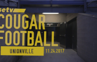 Cougars vs. Indians 11/24/2017