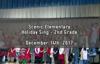 Holiday Sing – 2nd Grade 12/20/2017