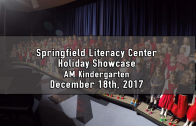 AM Kindergarten Holiday Showcase – 12/18/2017