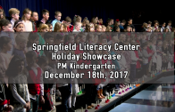 PM Kindergarten Holiday Showcase – 12/28/2017