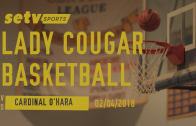 Lady Cougars vs Lions  02/04/2018