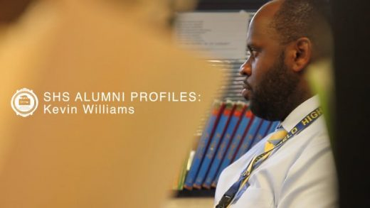 SHS Alumni Profiles: Kevin Williams
