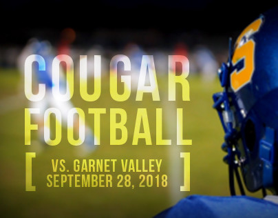 Cougar Football vs GV 2018