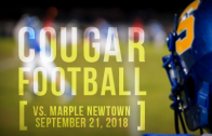 Springfield Cougars vs. Marple Newtown Tigers 09/21/18
