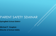 Parent Safety Seminar 10/06/18