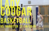 Lady Cougar Basketball vs Harriton Rams 12/14/18