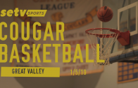Cougar Basketball: Springfield vs Great Valley